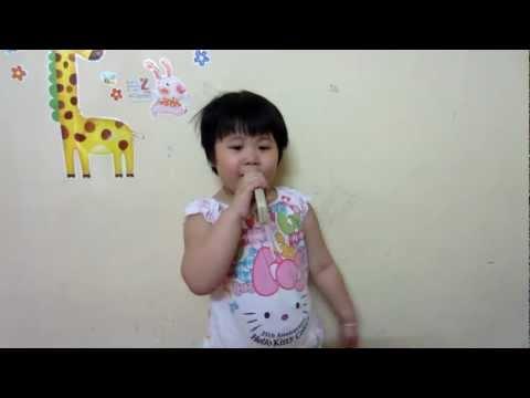 Bong doc bai tho: Co giao cua em - Bong 3 tuoi + 7 thang