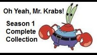 ROBLOX: Oh Yeah, Mr. Krabs! Season 1 Complete Collection