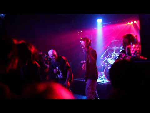 Slave Cadaver playing 'Tools of the Trade'. 10th Aniversary Gig, Medusa, Wellington. 3/11/2013