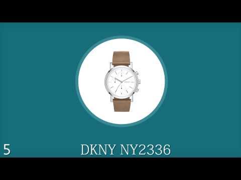 Hotte modeller fra DKNY ure som købes sikrest hos dansk forhandler