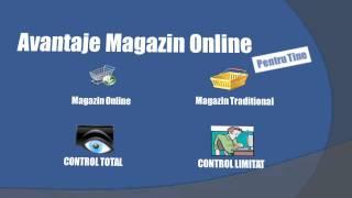 Vreau Magazin Online PROMO(, 2011-03-03T15:25:45.000Z)