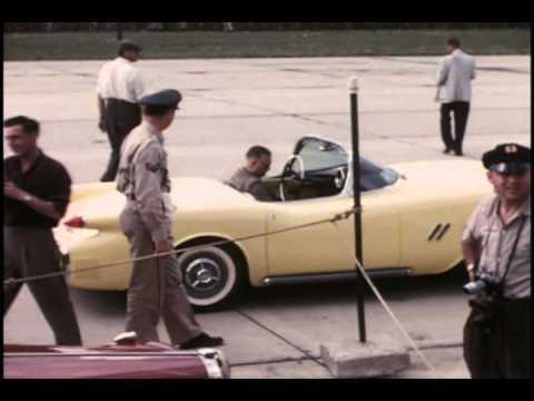 Superieur Sports Car Racing 1950s