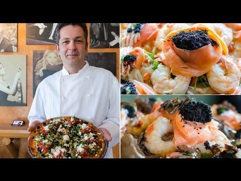 Pricy pie: $450 B.C. pizza is world's...