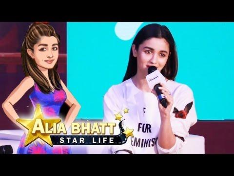 UNCUT - 'Alia Bhatt Star Life' Game Launch | Alia Bhatt