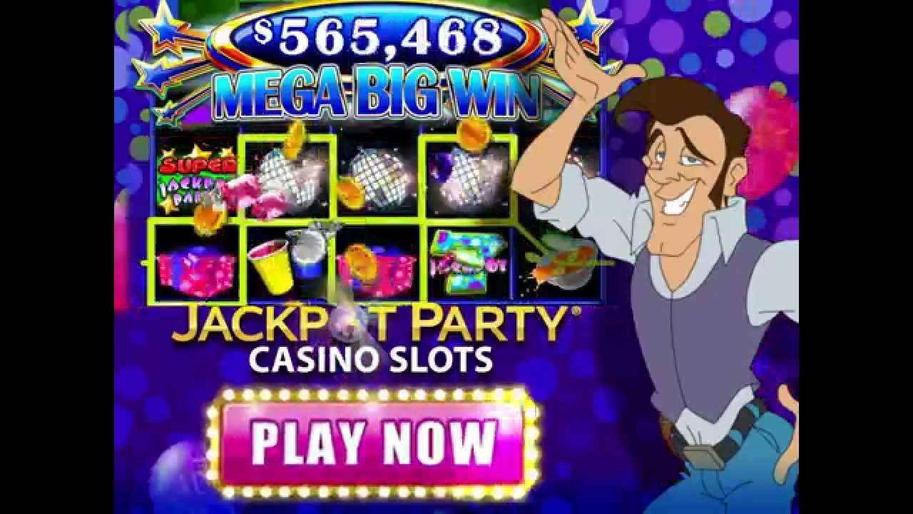 Mega Jackpot Party - Jackpot Party Casino Slots - YouTube
