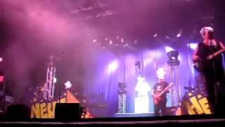 EAV-Konzert Pichl-Die Sau live