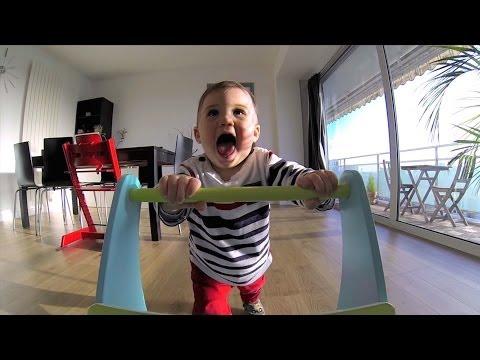 GoPro: Baby Walker