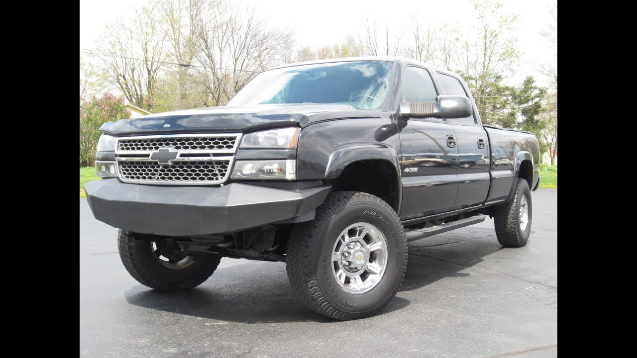 2005 chevy 3500 ls 4x4 duramax diesel 43k miles longbed. Black Bedroom Furniture Sets. Home Design Ideas