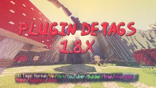 Plugin de Tags Minecraft 1.8.X + Download