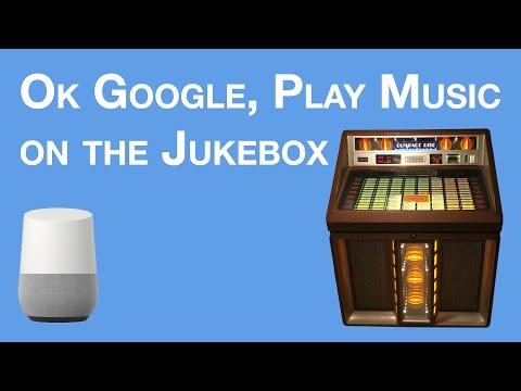 Ok Google, Play Music on the Jukebox