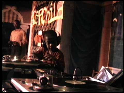 DJ Jus 5 years old 1995