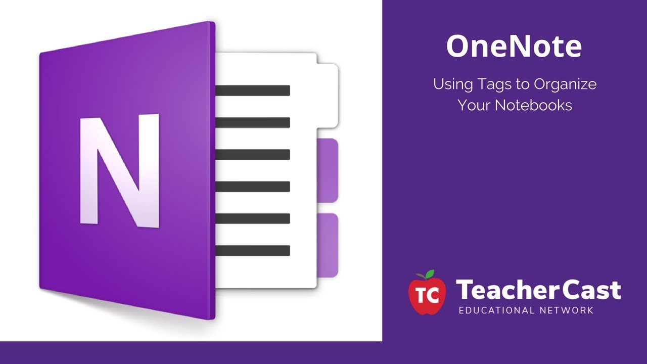 Learn how to use Tags with Microsoft OneNote