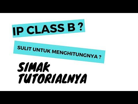 Untuk kelas A dan B di video selnjutnya..