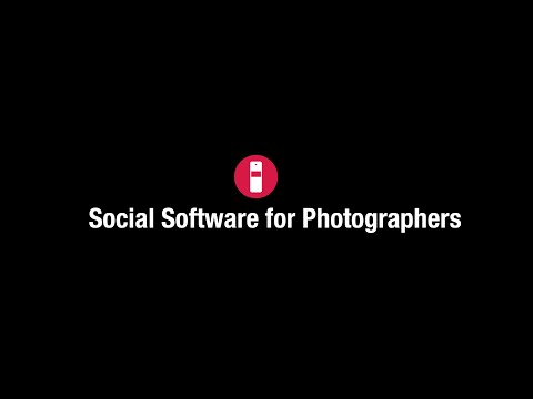 Social Software For Photographers