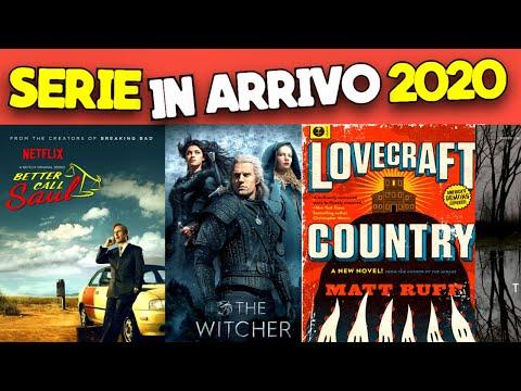 LE MIGLIORI SERIE TV DEL 2020 CON TRAILER 🔥 (HBO NETFLIX Etc) - (The Witcher Lovecraft Country Etc)