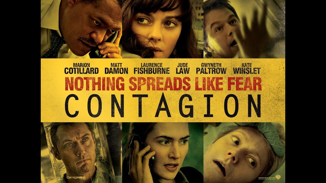 Contagion Matt Damon Kate Winslet Jude Law Deutsch