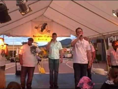 Vocal Band Face from Boulder, Colorado