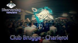 Club Brugge - Charleroi: sfeerverslag 19/04/2018