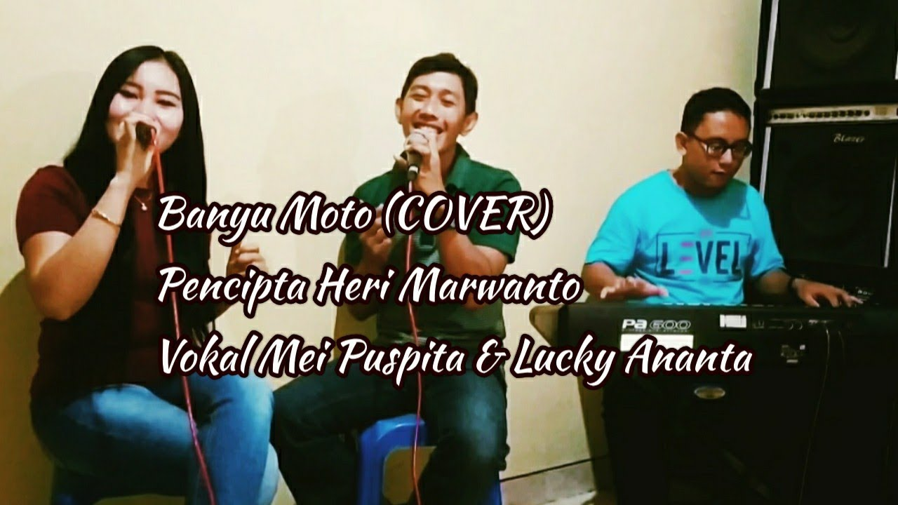 banyu moto cover duet vocal youtube