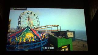 Grand Theft Auto 5 , GTA V  Crash Benchmark