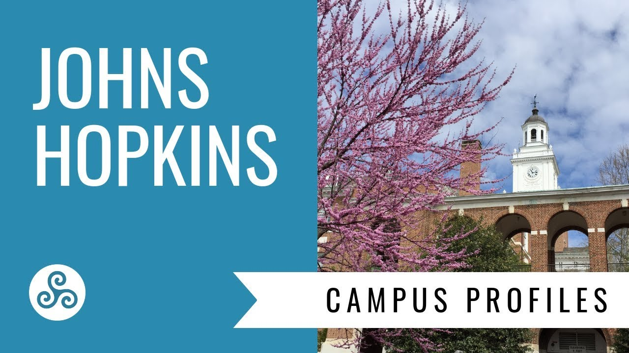 Johns Hopkins Campus Tour Video