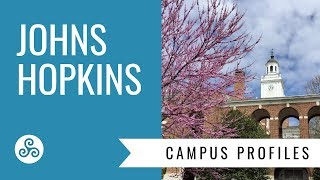 Johns Hopkins University - Campus tour with American College Strategies