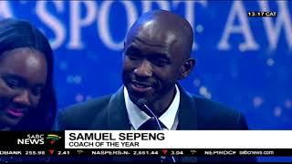 Caster Semenya wins big at the SA Sports Awards