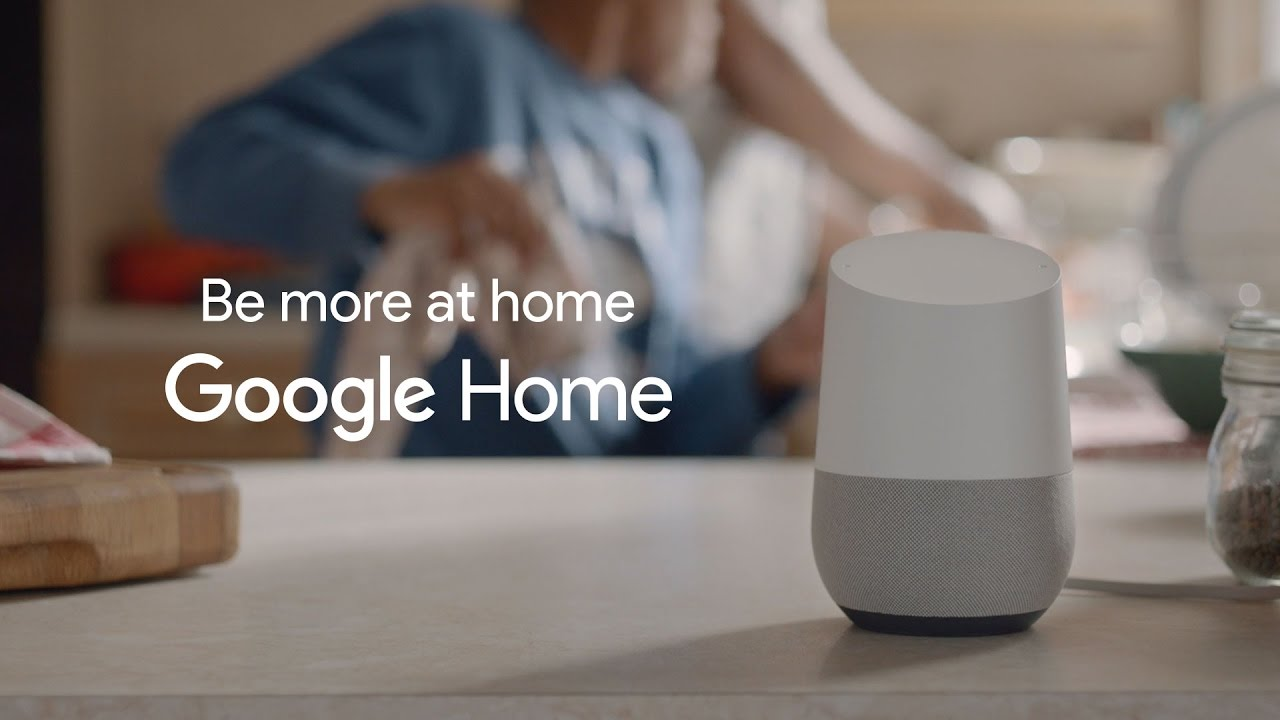 Google Home UK: Control Your Music