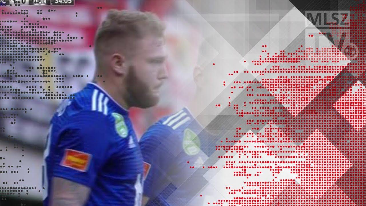 Hegedűs János Krisztián gólja  a Puskás Akadémia FC - Budapest Honvéd mérkőzésen