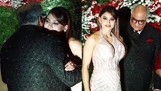 Sridevi's Husband Boney Kapoor Gets Cozy With Urvashi Rautela Publicly
