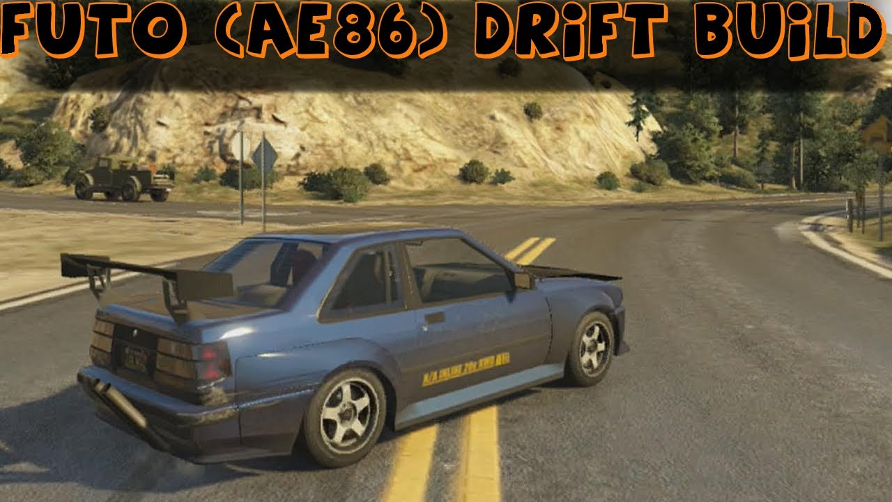 Grand Theft Auto Futo Drift Build Youtube