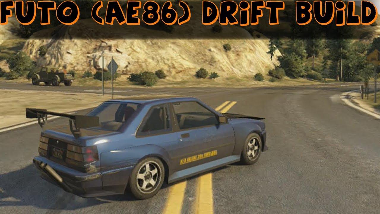 Grand Theft Auto Futo Drift Build Youtube