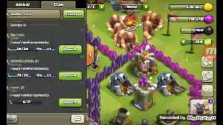coba in ice wizard guys!!! (clash of clans)