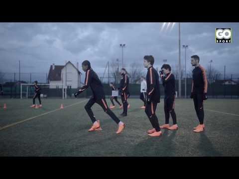 GO Sport - Testing Nike Mercurial - #GOMercChallenge