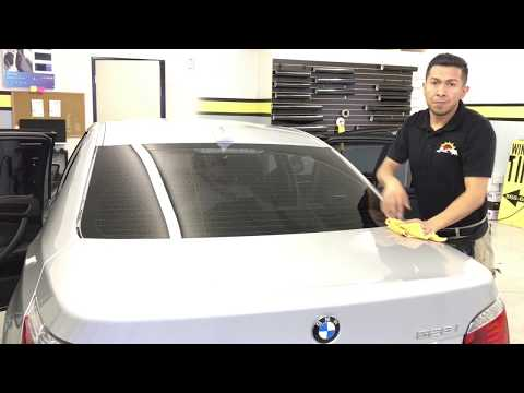 Window Tinting: the best tint shop in Las Vegas NV - Auto TINT Express