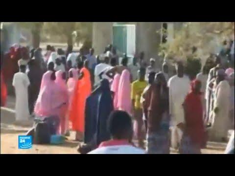 جماعة بوكو حرام تشن هجوما على مدرسة وتخطف تلميذات  - 15:22-2018 / 2 / 22