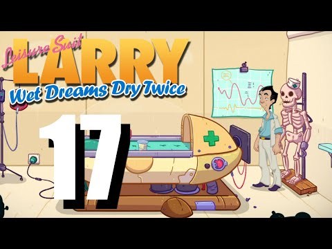 Leisure Suit Larry Wet Dreams Dry Twice – Escape Prune from the Pi Robots |