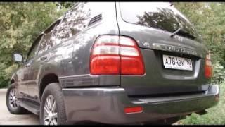 Подержанные автомобили - Toyota Land Cruiser 100, 2004
