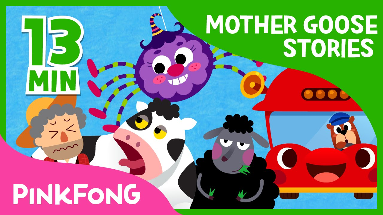 compilaton of nursery rhymes Wheels on the bus plus lots more nursery rhymes 54 minutes compilation from littlebabybum.