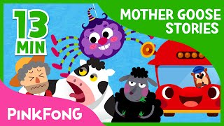 Mother Goose Stories | + Compilation | Nursery Rhymes | PINKFONG Story Time for Children