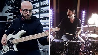 Periphery - Prayer Position (Drum + Bass Playthrough)