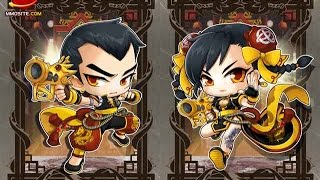 Maplestory all hyper skills 2014 [Updated 1.55] Official Mapletrailer [Biggest]