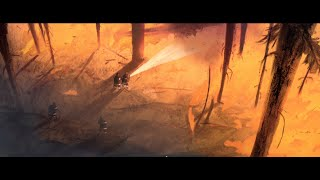 WILDFIRE | Animation Short Film 2015 - GOBELINS