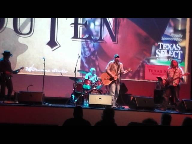 Wave on Wave-Shaun Outen Band at The Ridglea Theater