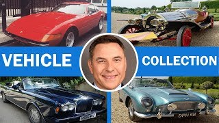 David Walliams' Classic Vehicle Collection 2018