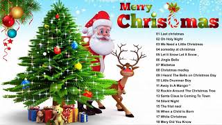 Christmas Songs 2020 - Top Christmas Songs Playlist 2020 -  Best Christmas Songs Ever