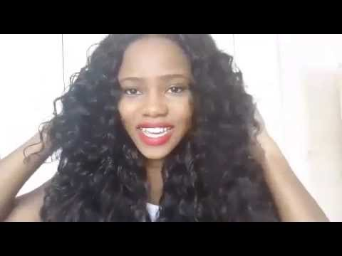DIY: Freetress Bulk Cozy Deep Crotchet Braids 20 (inches) - YouTube