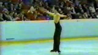 Robin Cousins - 1980 Winter Olympics Short Program