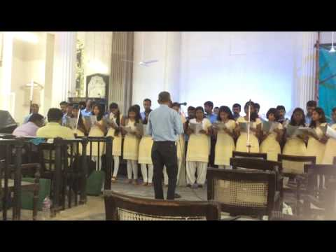 St.Pauls Tamil Church choir - All is well with my soul