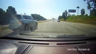 Road Trip:  I-40 Through Greensboro NC